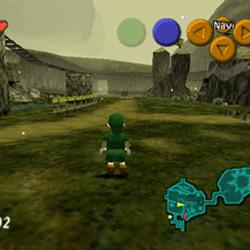 The Legend of Zelda- Ocarina of Time (1998)