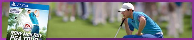 Rory MC PGA tour graphic