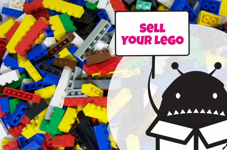 How to sell lego online: a guide for quick and easy cash
