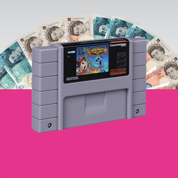 Sell Super Nintendo Games Online