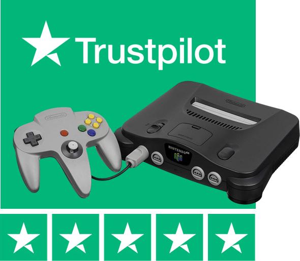 Sell Nintendo 64 Games Online