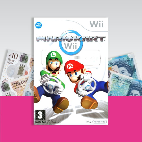Sell Wii Games